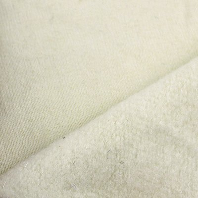 Bamboo cotton fleece