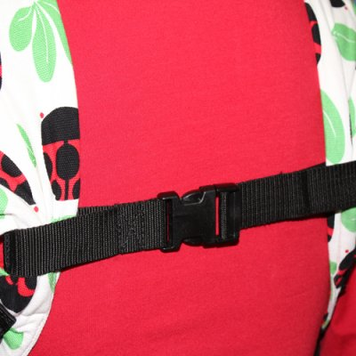 Muksut Baby Carrier back strap