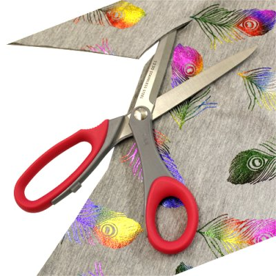 Scissors for fabric