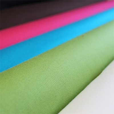 Knitted fabric for clothing